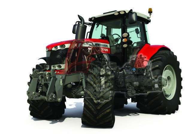 Ciągnik rolniczy kluczowe cechy ciągników MF serii 7700