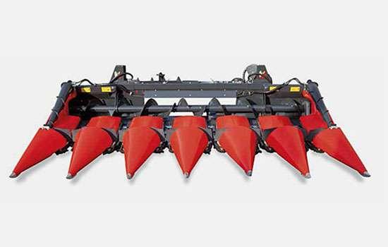 Tapeta z obrazkiem Capello - przystawki do kukurydzy do kombajnu zbożowego www.korbanek.pl