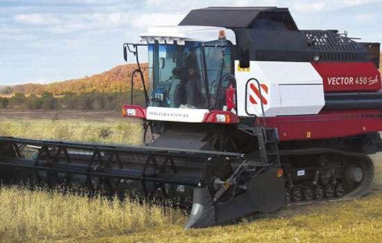 Tapeta zdjęcia ciągników kombajnów i traktorów różnych marek maszyny rolnicze Rostselmash Arbos John Deere New Holland www.korbanek.pl