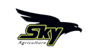 Logo Sky marki siewników