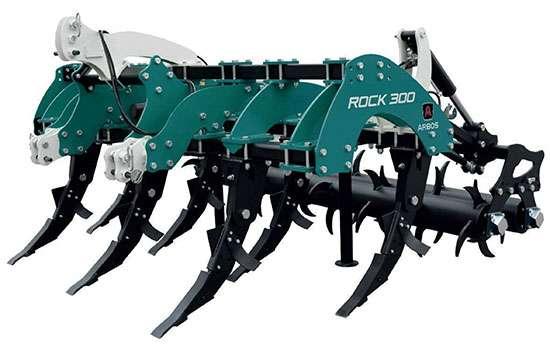 Zdjęcie ARBOS maszyn towarzyszących - pług dłutowy, siewnik www.korbanek.pl