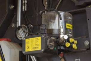 Automat smarujący Maschio Mondiale 120