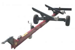 Wózek do hederu