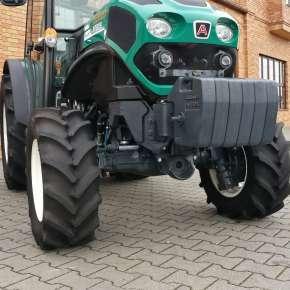 Arbos 4000 sadownik zwrotny i kompaktowy