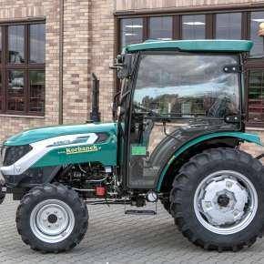 Traktor Arbos 2025 jako idealne rozwiązanie do ogrodu
