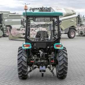 Traktor Arbos 2025 użyteczny od tyłu