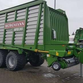 Przyczepa Bergmann Repex 34 S