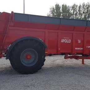 Apollo Premium jednosiowy