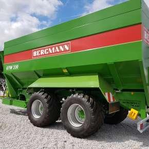Bergmann GTW 330 widok z boku