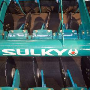 Solidna i wytrzymała budowa agregatu talerzowego XR