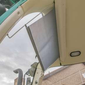 Przyciemnianie jasnej kabiny w ciągnikach arbos 5000 global