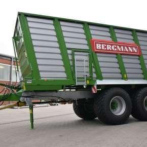 Przyczepa objętościowa Bergmann HTW