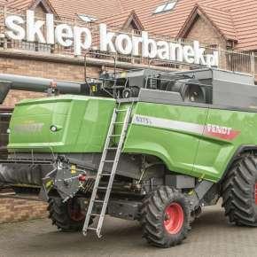 Kombajn zbożowy Fendt 6275 L na korbanek.pl