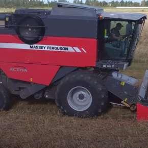 Massey Ferguson 7344 Activa kombajn zbożowy na korbanek.pl