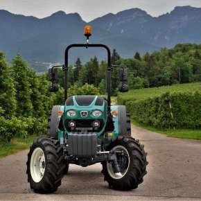 Bezkabinowy sadownik arbos 4000 f do twojego gospodarstwa
