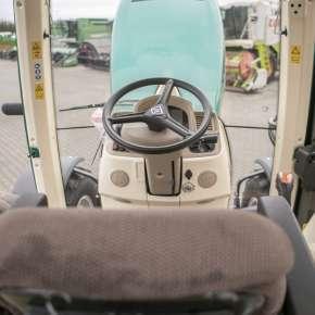 Przestronna kabina traktora 5000 advanced