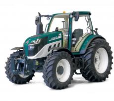 Bogato wyposazony traktor marki Arbos naped na 4 kola