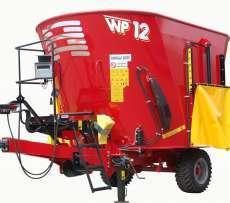 Wóz paszowy Metaltech WP 12, zdjęcie poglądowe z www.korbanek.pl
