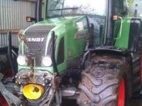 Garażowany używany ciągnik rolniczy Fendt 412 Vario