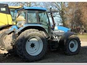 Ciągnik rolniczy New Holland TM140 opony 600/65R38