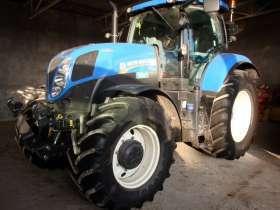 Ciągnik rolniczy New Holland T7.200 2012 rokmprodukcji