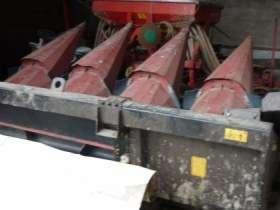 przystawka do kukurydzy Geringhoff PC używana garażowana