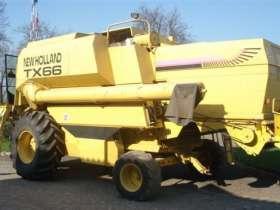 Kombajn zbożowy New Holland TX 66 rok produkcji 1996