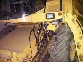 Kombajn zbożowy New Holland TX 68 PLUS heder 6,2m