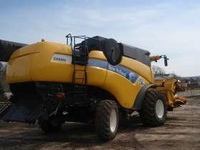 Kombajn New Holland CX 8060 2008 rok