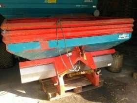 Używany rozsiewacz nawozów Sulky DPX PRIMA 1500 litrów