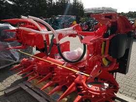 Kemper 345 plus bezrzędowa przystawka do kukurydzy