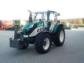 traktor arbos 5115 z przednim podnosnikiem