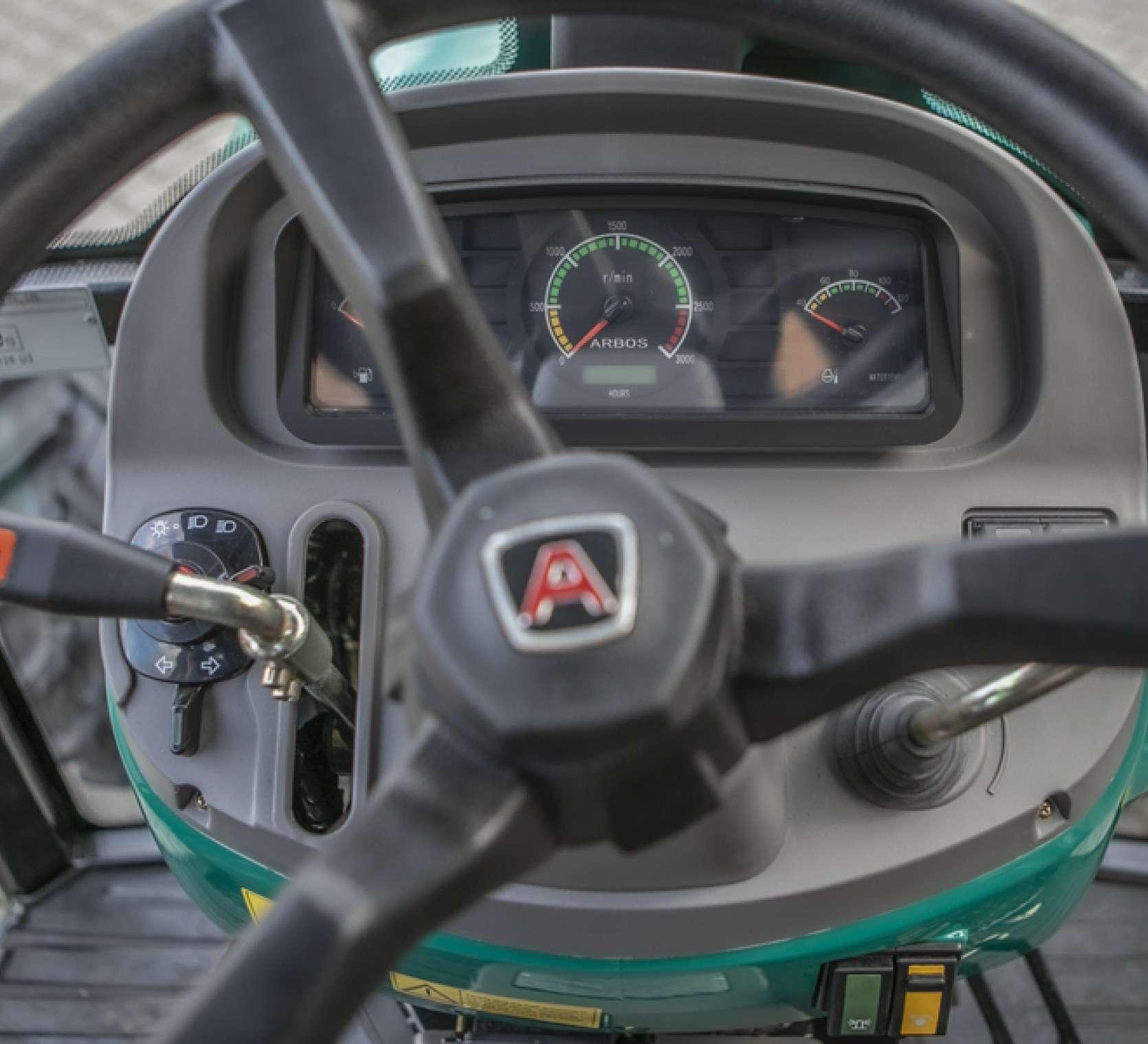 Kierownica od Arbosa 2025