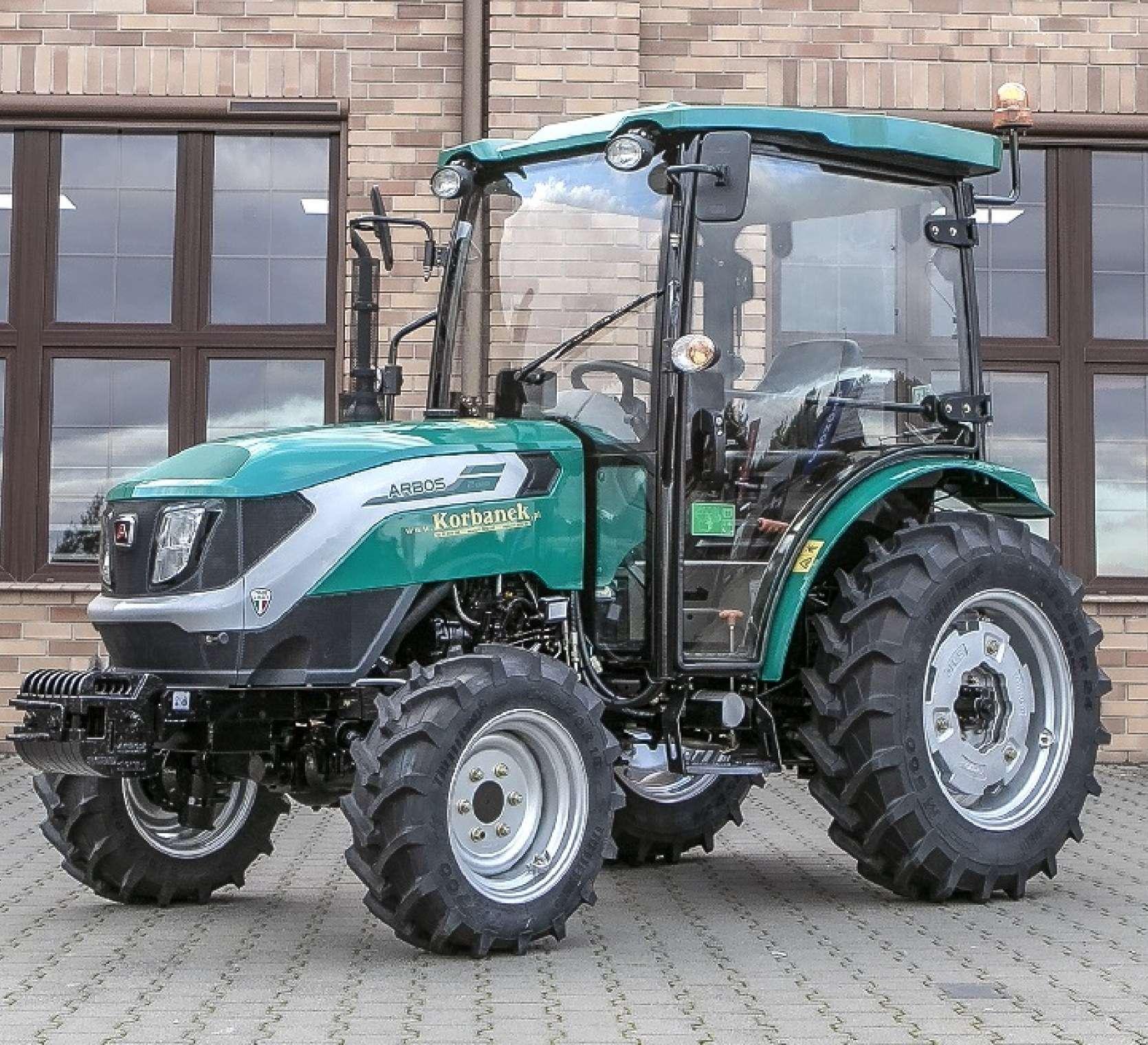 Arbos 2025 ciągnik rolniczy do pomocy
