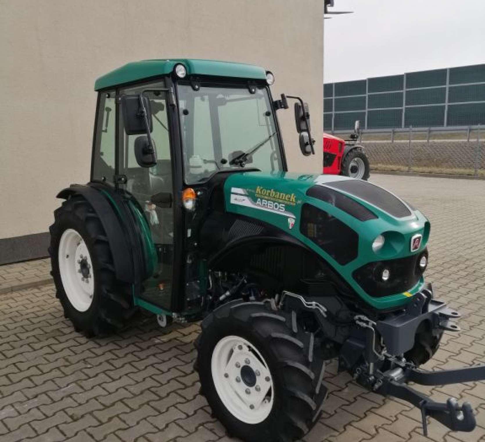 Arbos 4100F niska maszyna sadownicza