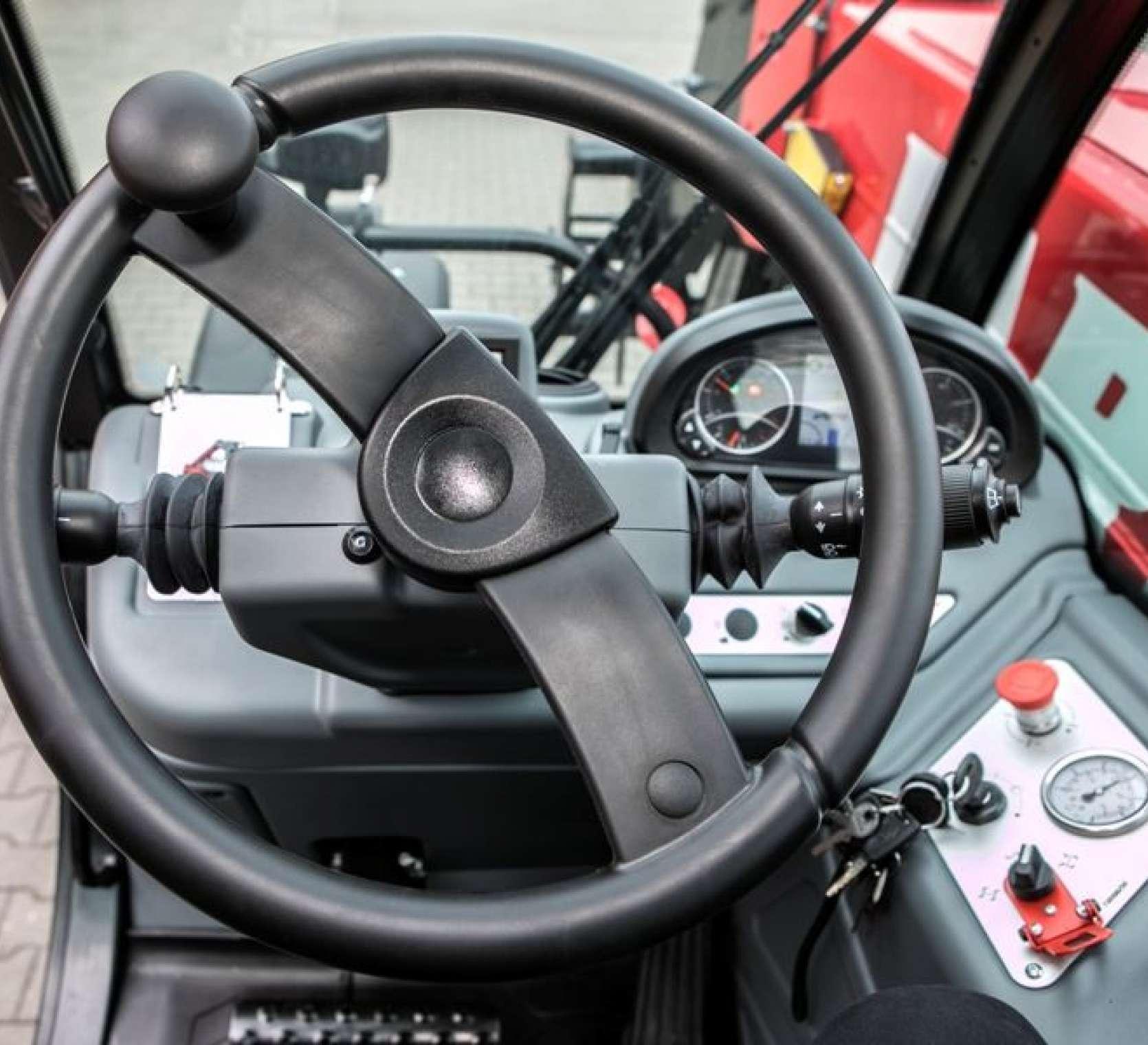 kierownica panel sterujący Faresin middle