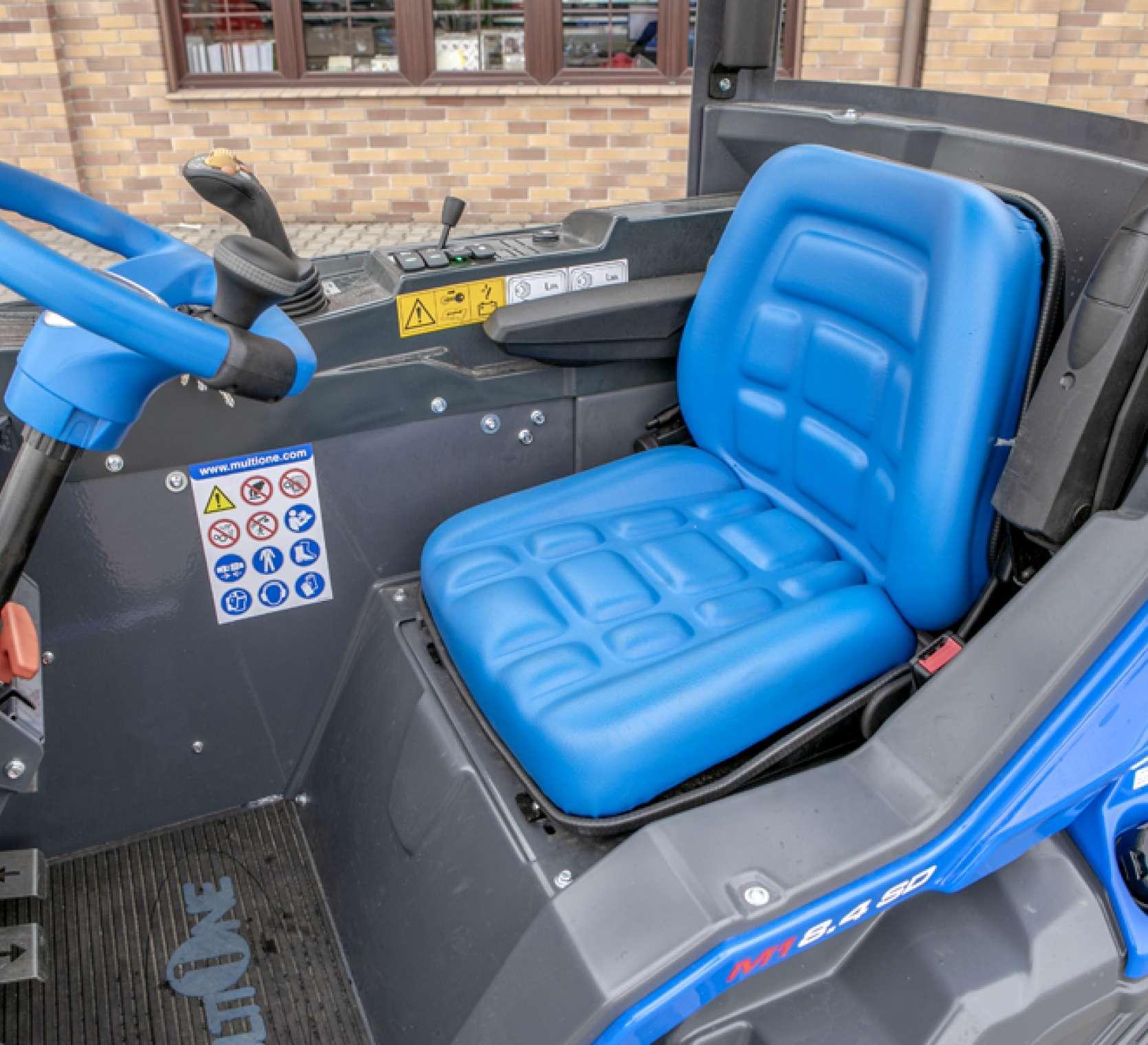 siedzenie kierownica Multione 8.4SD