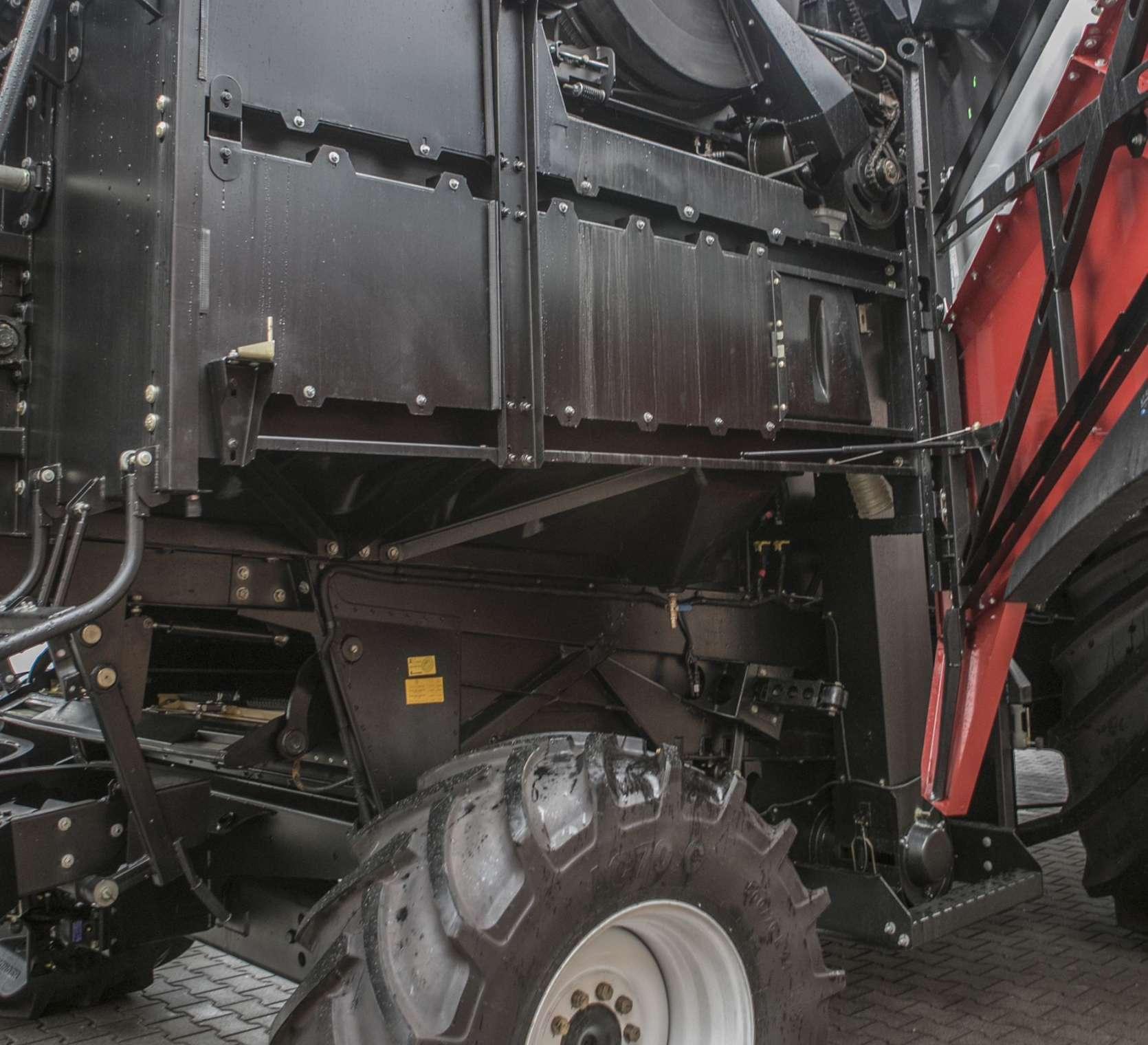 Kombajn zbożowy Rostselmash RSM 161 odplewiacz oferta korbanek.pl