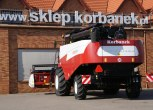 Kombajn Zbożowy Rostselmash Acros 595+ moc 333 KM promocja korbanek.pl