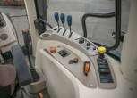 EHR dźwignie od wyjść hydraulicznych i gaz ręczny w arbos 5115 global