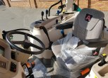 Wnętrze traktora Arbos 5100 global