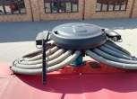 Głowica pneumatyczna rozdzielająca ziarno siewnika Sulky Xeos HD 3m