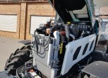 Silnik Kohler wmontowany w ciągnik Arbos 5100 global