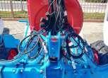 Turbina i układ zaczepowy siewnika punktowego
