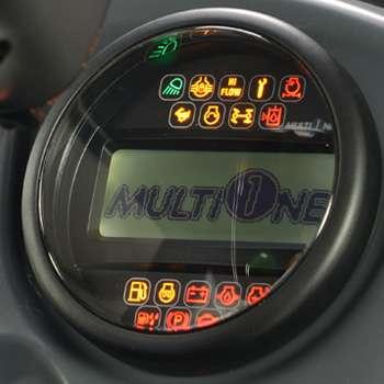 Multione seria SD wyświetlacz LCD