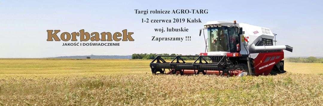 Agro Targ kalsk zaproszenie na targi