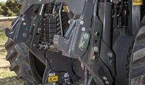 TUZ ciągnika gąsienicowego Challenger MT serii E