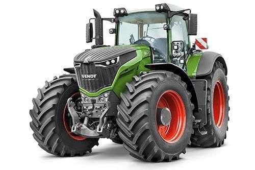 Ciągnik rolniczy Fendt 1000 Vario