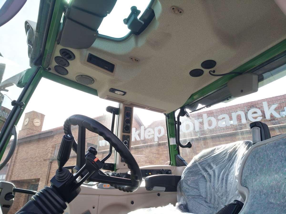 Ciekawe rozwiązania zastosowane w traktorach Fendt 200 Vario V/F/P