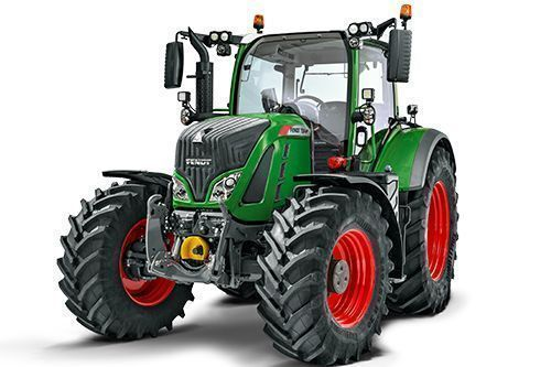 Ciągnik rolniczy Fendt 700 Vario S4